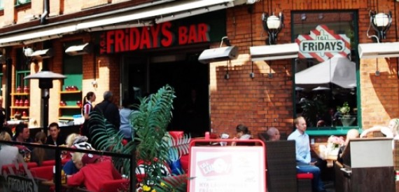 TGI Fridays Restaurant-Bar