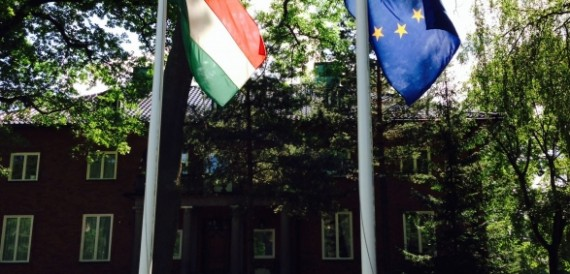 The Hungarian Embassy