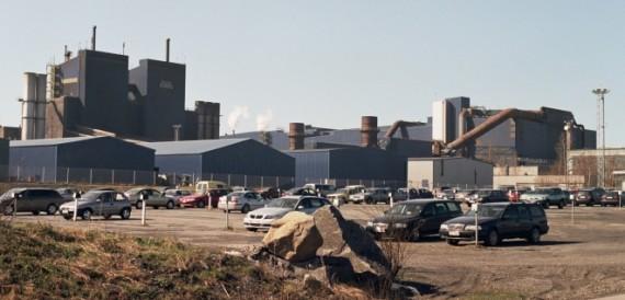 Outokumpu Factory