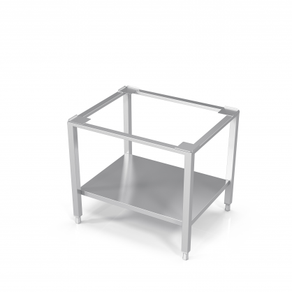Universal Stand for Equipment With Reinforced Shelf