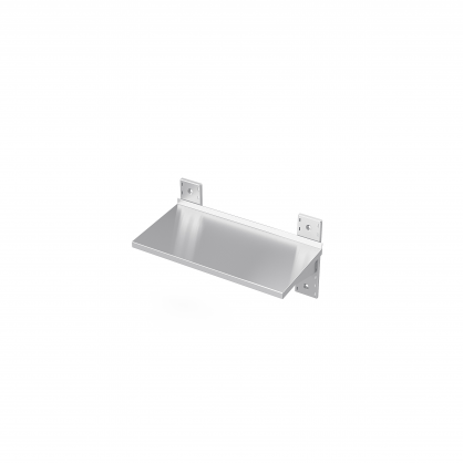 Wall Shelf for Equipment Single