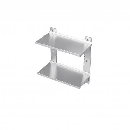 Wall Shelf for Equipment Double