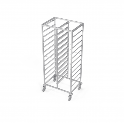 Double Trolley for Gastronorm Containers