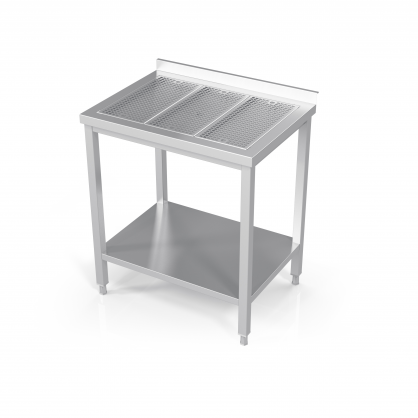 Table With Drainboard