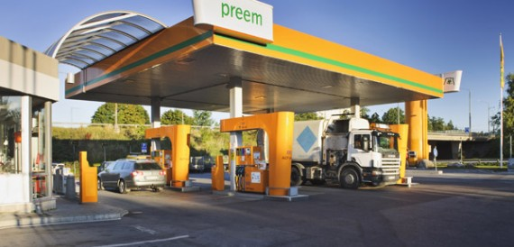 Preem Gasstation
